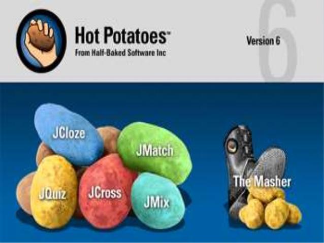 Phần mềm Hot Potatoes